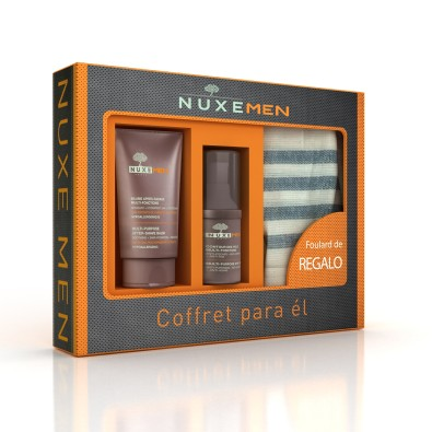 NUXE MEN COFFRET BAUME