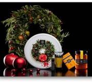 Caja Navidad Miel