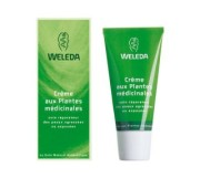 crema de plantas medicinales weleda