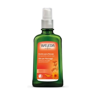 weleda aceite arnica
