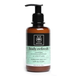 Body refresh leche