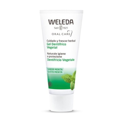 weleda gel denti vegetal